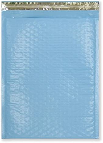 Colored Poly Bubble Mailers Self Mailing Envelop Padded Purchase Easy-to-use Sealing