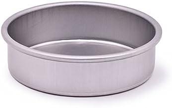 Parrish Magic Line Aluminum Cake Pan, Round, 7'' L x 2'' H