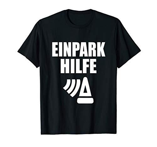 Lenkhilfe Fahrschullehrer Fahrlehrer Fahrlehrerin Geschenk T-Shirt