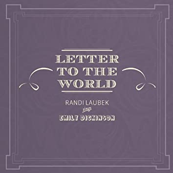 Letter to The World
