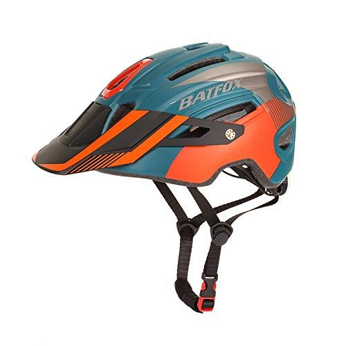 bozitian Cycling Safety Helmet, CPSC & CE Certified Bike Helmet Adjustable Bicycle Helmet Comfortable Skateboard Helmet, For Adult Men Women Youth Teen