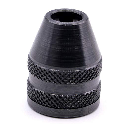 1x Spezial Bohrfutter aus Stahl Dreibackenbohrfutter für Proxxon LHW Langhals Winkelschleifer 0,5-3,2mm