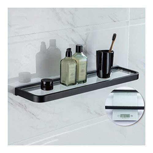 ZWJ glazen plank, voor badkamer, wandmontage, voor douchecabines, eenvoudige montage