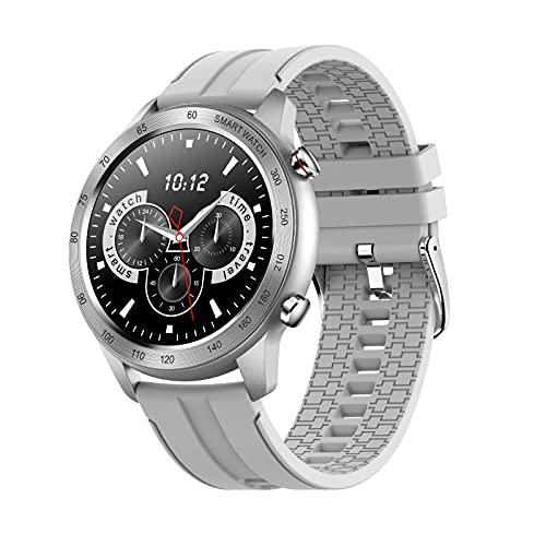 MX5 Smartwatch, Bluetooth llamada música reproducción larga batería IP68 impermeable fitness reloj inteligente