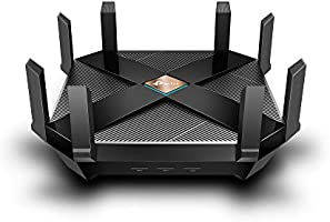 TP-Link AX6000 WiFi 6 Router(Archer AX6000) -Wireless Router, 8-Stream WiFi Router, 2.5G WAN Port, 8 Gigabit LAN Ports,...