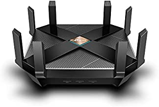 TP-Link AX6000 WiFi 6 Router(Archer AX6000) -Wireless Router, 8-Stream WiFi Router, 2.5G WAN Port, 8 Gigabit LAN Ports, MU-MIMO, 1.8GHz Quad-Core CPU