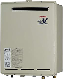 リンナイRinnai 追い炊きガス給湯器20号 RUF-205SAW(A) 壁掛型オート 給湯・給水接続20A プロパンガス仕様(LPG) リモコン無し