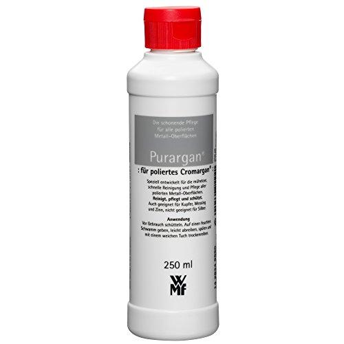 WMF Pflegemittel Purargan, für polierte Cromargan, Oberflächen, 250 ml