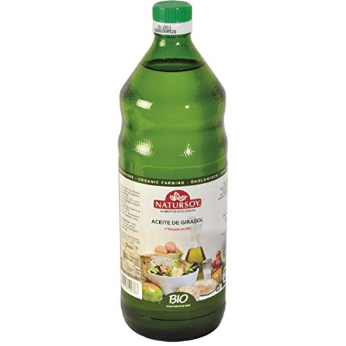 Natursoy Aceite De Girasol 1 Litro 1 Litro - 100 g