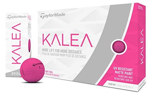 TaylorMade Kalea Damen Golfball Dutzend, Damen, M7159501, pfirsich, One Dozen