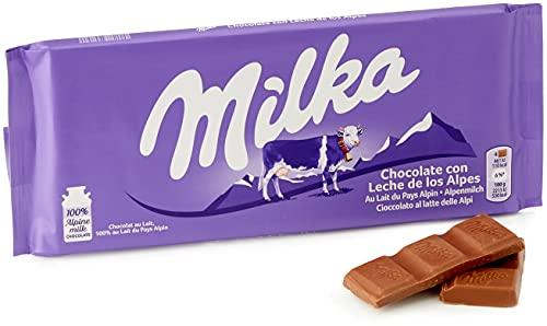 Milka Chocolate con Leche, 125g