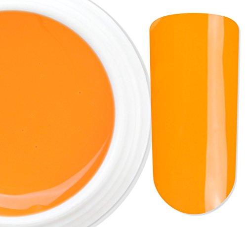 Beauty Space nails Gel coloré Orange Fluo 2624 - BSN Professional