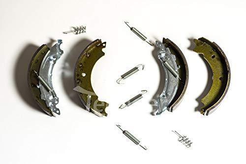 Bremsbackensatz passend für Knott 20-2425 200x50 Anhänger Bremsbelag