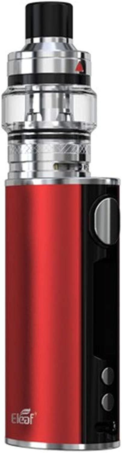Kit originale eleaf istick t80,4.5 ml d25 melo 4 atomizzatore e kit ec-m da 0,15ohm a bobina elettronica iStick T80 Kit Red
