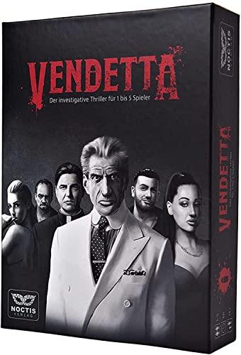 Noctis Verlag GmbH -  Vendetta - Krimi