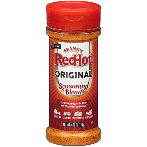 Frank's RedHot Original Seasoning Blend, 4.12 oz