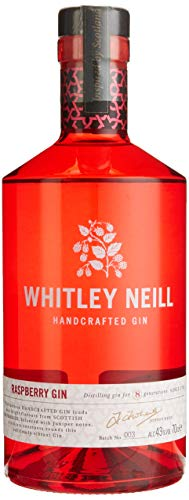 Whitley Neill Raspberry Gin 0,7l - 43%