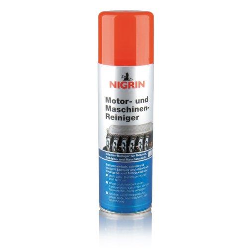 NIGRIN 74029 RepairTec Motor und Maschinenreiniger, 250 ml