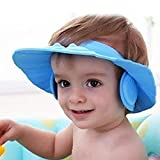 Heltus Baby Shower Cap Adjustable Safe Soft Bathing Baby Shower Hair Wash Cap For Children, Baby Bath Cap Shower Protection For Eyes And Ear, Bathing Baby Shower Cap, Baby bath Cap