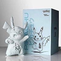 激 世界500個限定 Daniel Arsham Blue Crystalized Pikachu Pokemon ポケモン ピカチュウ ホビーコレクター