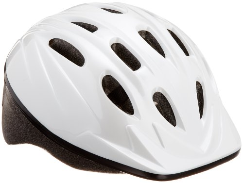 TOYO 自転車用幼児用ヘルメット ホワイト Mサイズ 54~57センチ No.540