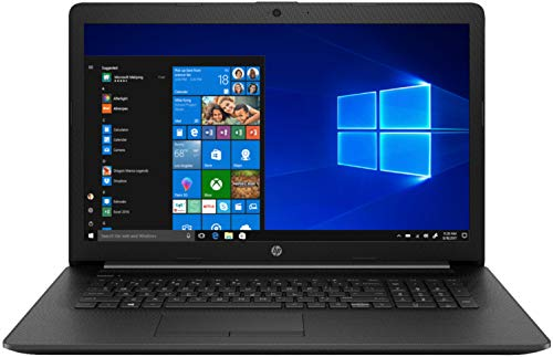 Compare HP 17-by3021dx vs other laptops