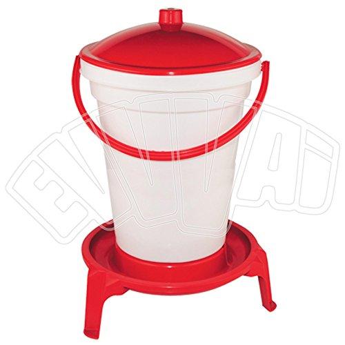 Kerbl Geflügeltränkeeimer, Inhalt:24 Liter