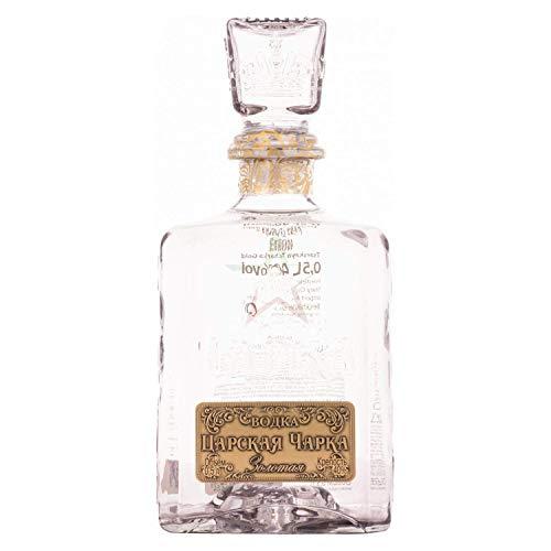 Tsarskaya Tcharka GOLD Wodka 40% - 500 ml