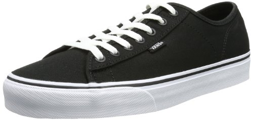 Vans Ferris, Scarpe da Ginnastica Uomo, Nero (S14 Black/White), 44 EU