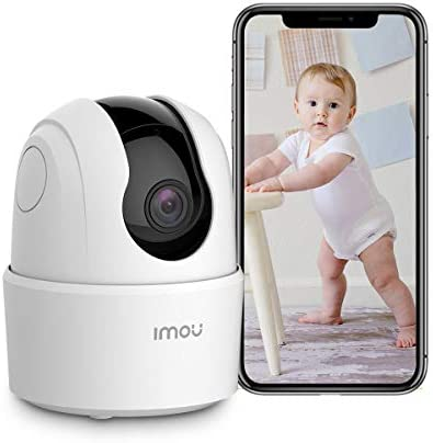 Home Security Camera 1080p Baby Monitor 360 Wireless Indoor WiFi Camera with App Night Vision product image
