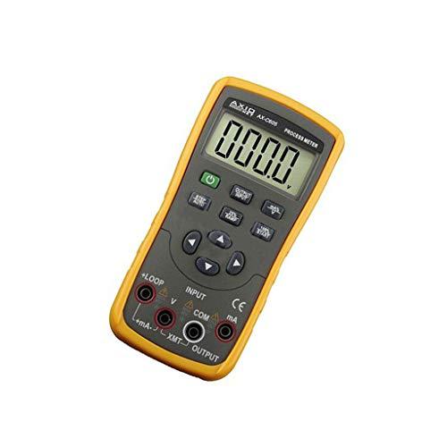 AX-C605 Calibrator loop VDC: 0-28V I DC: 0-22mA Current source: 0-22mA AXIOMET