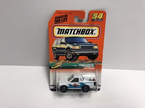 Isuzu Amigo 1999 Matchbox 1/64 Scale diecast car No. 54