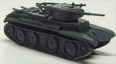 Russia(Soviet) BT-7(1935)Tank 1/144 塗装済み完成品 1/144 Painted finished goods