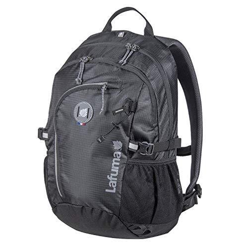 Lafuma ALPIC 20 Sac à Dos Mixte Adulte, Black - Noir, U
