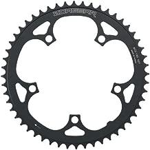 Zoagear Single Speed Chainring 130 BCD 52 Teeth Track Fixed Gear Bike Black
