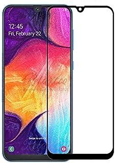 Pelicula de Vidro 3D Samsung Galaxy A10 2019 Tela Toda, Cell Case, Película de Vidro Protetora de Tela para Celular, Preto