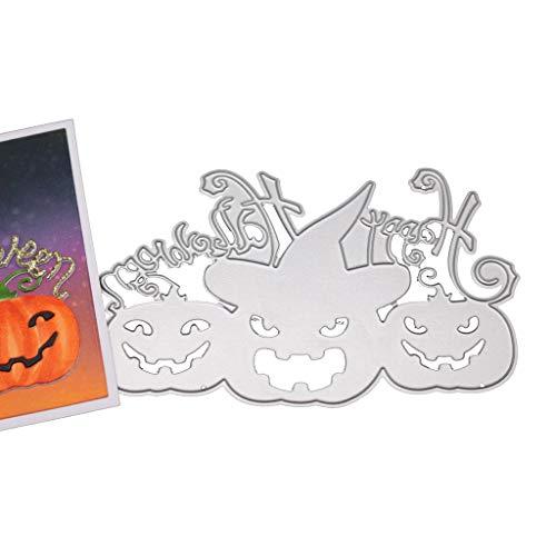 Siwetg Kerstmis, Halloween, metalen stansvormen, sjabloon, doe-het-zelf, scrapbooking, album, stempel, papier, kaart, reliëf, decoratie, handwerk