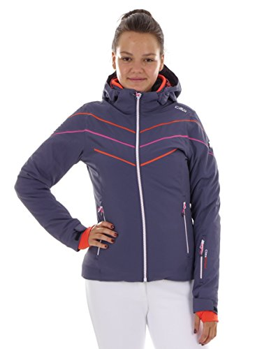 CMP Zip Hood Jacket Damen Skijacke XS (36)