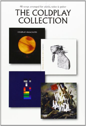 The Coldplay Collection: Songbook für Klavier, Gesang, Gitarre (Pvg)