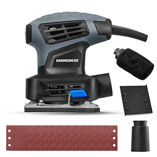 2.0-Amp 1/4 Sheet Palm Sander by Hammerhead