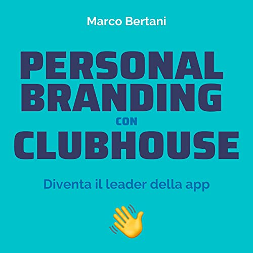 Personal Branding con Clubhouse cover art