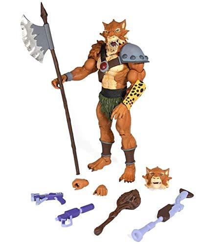 Super7 Thundercats Ultimates Action Figure Jackalman 18 cm Figures