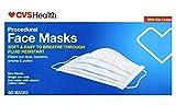 CVS Procedural Face Masks with Ear Loops - 50 Masks