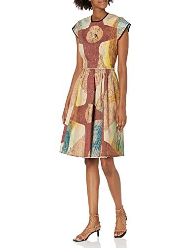 Making the Cut Season 2 Episode 5 Winning Look Gary's Carnival Dress, Carnival Painting , S