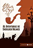 As aventuras de Sherlock Holmes: edição bolso de luxo