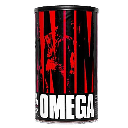 Animal Omega - Omega 3 6 Supplement - Fish Oil,...