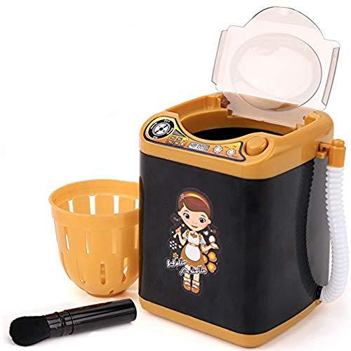 Make-up Pinselreiniger und Trockner Gerät Elektronische Mini Waschmaschine Automatisches Waschen und Trocknen Make-up Pinsel Schwamm Puff