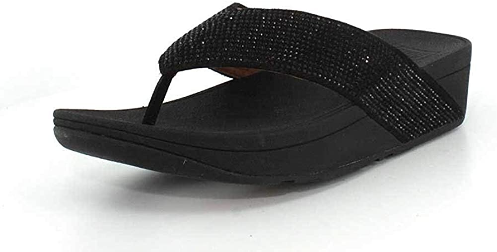 FitFlop Womens Ritzy Toe Thong Sandal Shoes