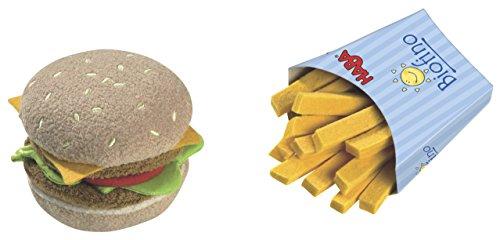 HABA- Hamburger et Frites, 001475