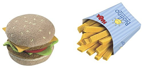 HABA 1475 Hamburger & Pommes
